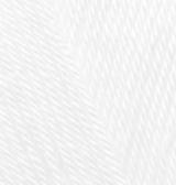 Пряжа Alize Diva 55 белый
