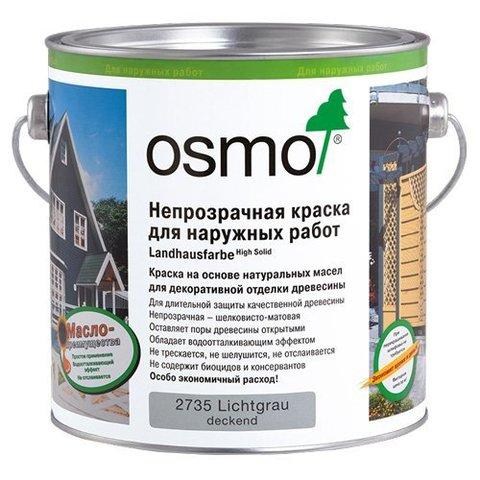 Непрозрачная краска OSMO Landhausfarbe