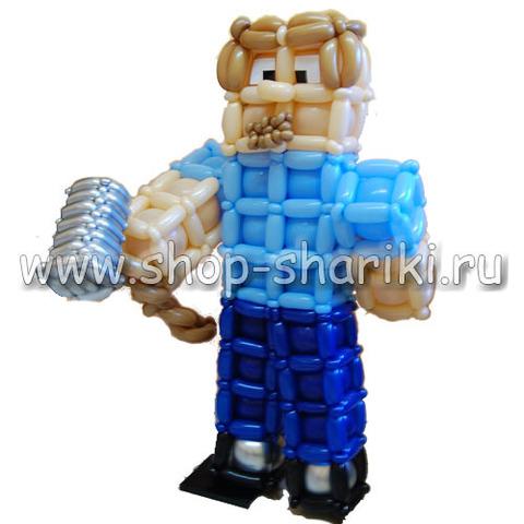 Стив из Minecraft