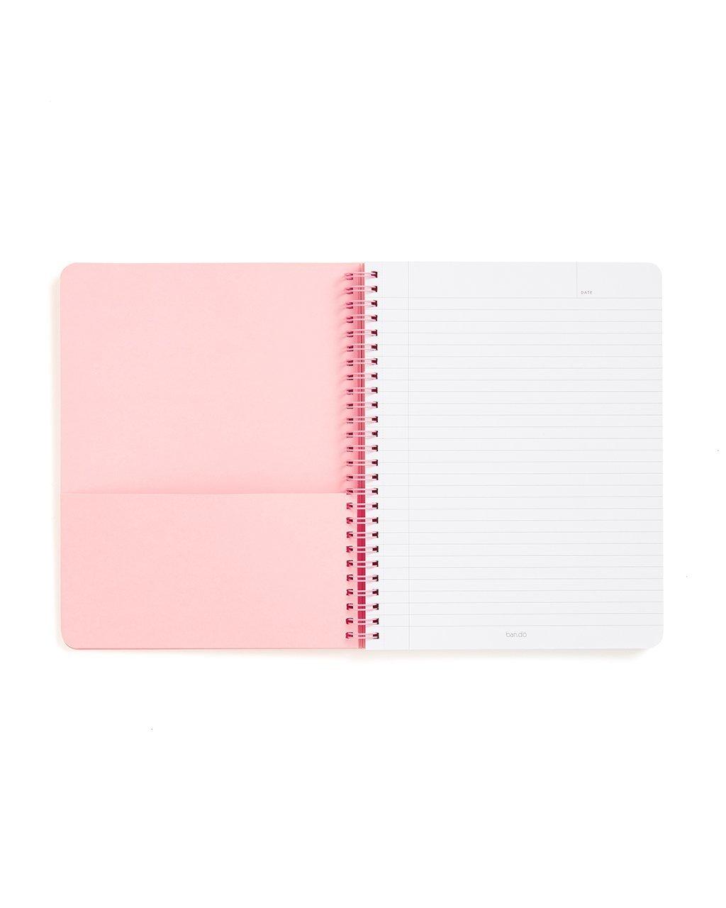 Маленькая тетрадь ban.do - I Am Very Busy (Pink)