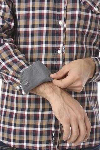 Рубашка мужская  M722-17A-05CR
