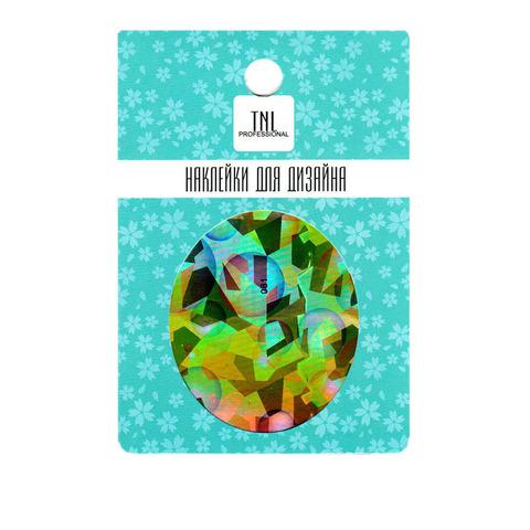 Наклейка-фольга для дизайна 081