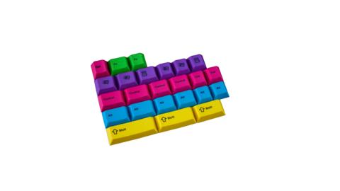 Набор клавиш «CMYK 24keys»