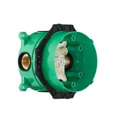 Встраиваемая часть смесителя/термостата/душа верхнего iBox universal Hansgrohe 018001809* (распродажа) фото
