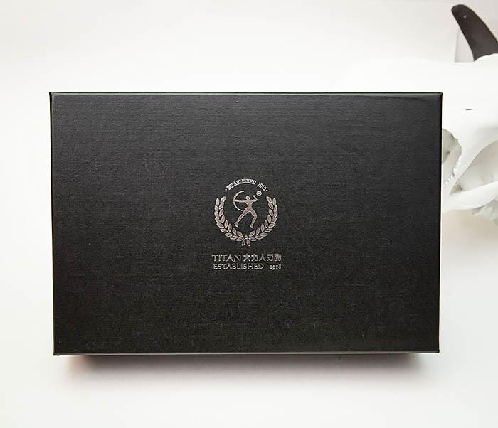 RAZ490 Подарочный набор для бритья «TITAN» с классическим станком фото 13
