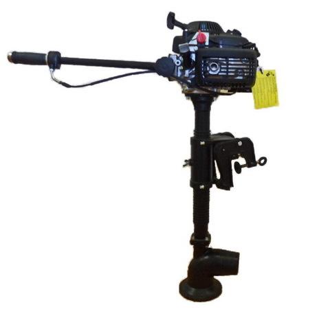 Подвесной водометный лодочный мотор Медуза