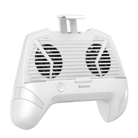 Охладитель для телефона Baseus Cool Play Games Dissipate-heat Hand Handle White