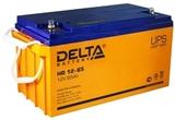 Аккумулятор DELTA HR 12-65 ( 12V 65Ah / 12В 65Ач ) - фотография