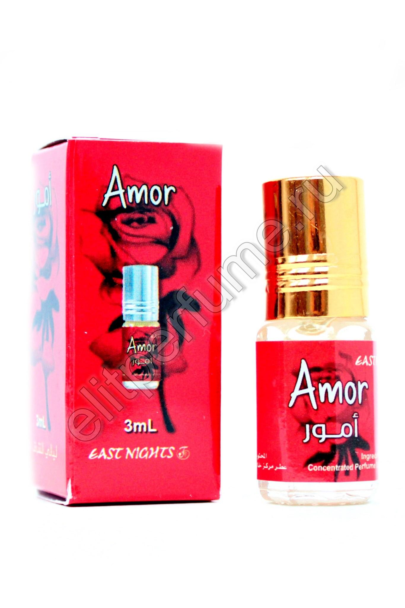 Amor Амор 3 мл