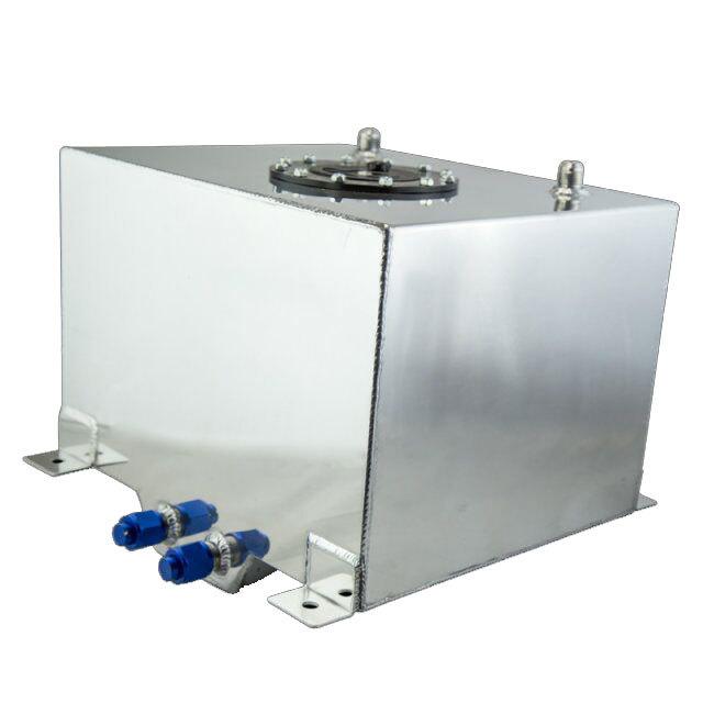 Бак топливный 30 литров из алюминия
