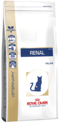 Royal Canin Renal RF23 4 кг для кошек