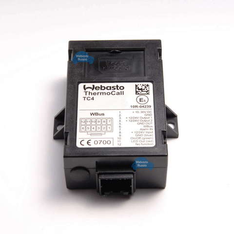 GSM модуль Webasto ThermoCall TC4 Entry