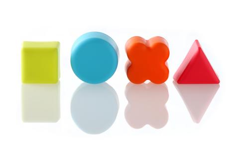 Органайзер-сортер DINO для игрушек и банных принадлежностей. Цвет коралловый.