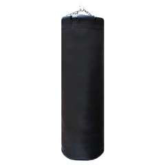 Боксёрский мешок D40, H150, W80-85, натуральная кожа.