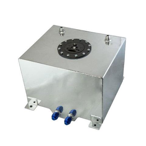 Бак топливный 30 литров из алюминия без датчика