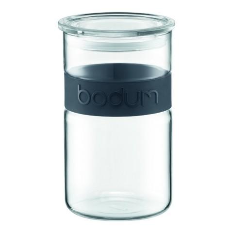 Банка для хранения Bodum Presso (1 литр), черная