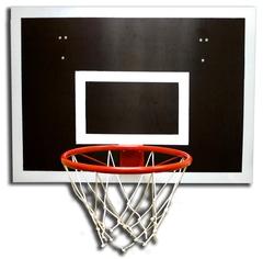 Щит баскетбольный ламинированная фанера 18 мм, 1200х900мм.