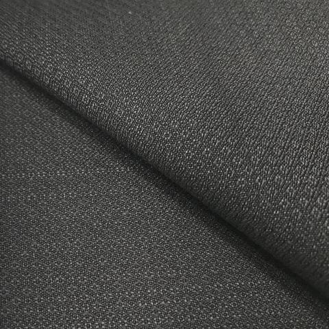 Ткань костюмно-плательная черная 3234