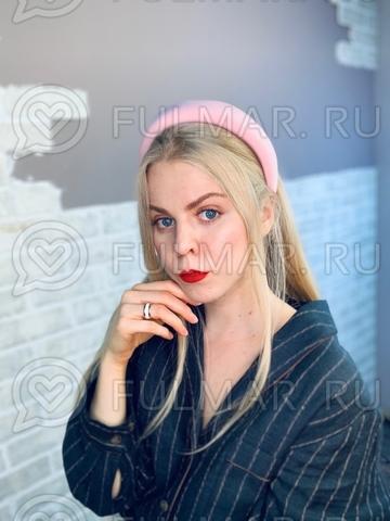 Широкий ободок для волос модный 2019 Розовый