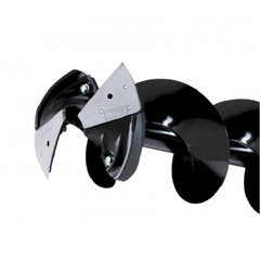 Ледобур MORA ICE Nova, цвет чёрный, 130 мм, арт. ICE-MM0082