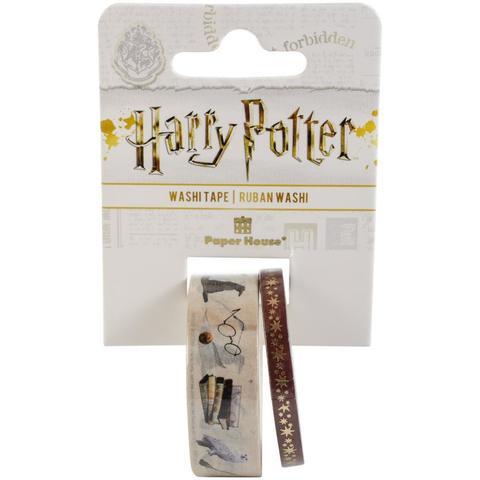 Набор скотчей- Washi Tape Harry Potter - Harry Potter - Icons -2шт