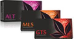 APL Набор аккумулированных драже APLGO. ALT+MLS+GTS повышения работоспособности и для очищения организма