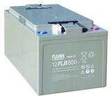 Аккумулятор FIAMM 12 FLB 800 P ( 12V 200Ah / 12В 200Ач ) - фотография