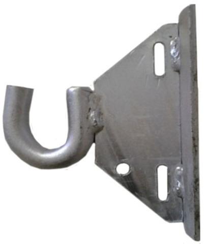 Крюк монтажный КМ-1800 (CF-16, SOT39) TDM