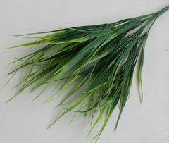 Искусственная трава осока, букет 35-40 см.