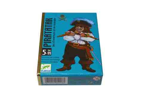 Детская настольная карточная игра Пират