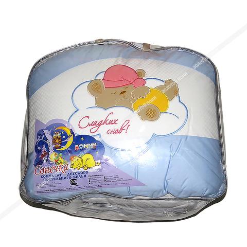 Комплект в кроватку (7 предметов) ZP-Fv07.038