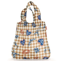Сумка складная Mini maxi shopper special edition bavaria 4 Reisenthel