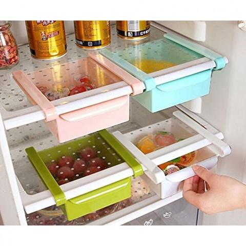 TV-518 refrigerator multifunctional storage box