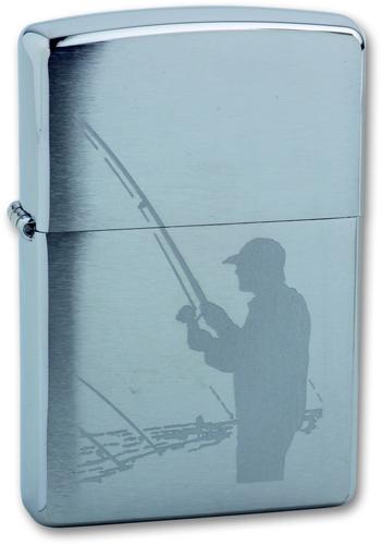 Зажигалка Zippo Fisherman