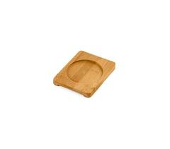 Подставка для пиал, чашек и кружек, бамбуковая, 9,5*11,5 см