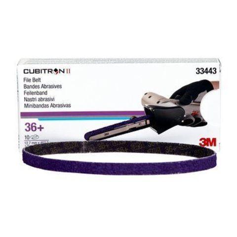 3М Шлифовальная лента  Cubitron™ II, 12.7mmx457.2mm, Р36 786C