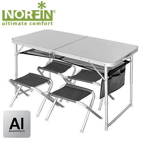 Стол складной NORFIN Runn