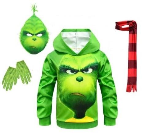 Как Гринч украл Рождество костюм детский