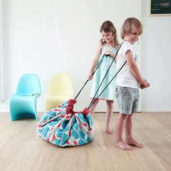 Коврик-мешок для игрушек Play&Go Designer БАДМИНТОН 79970