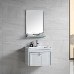 Комплект мебели для ванны River AMALIA 605 BU голубой