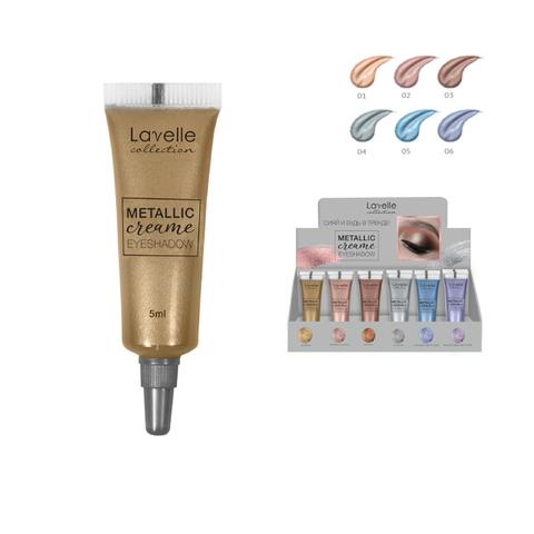LMC-01 жидкие тени для век