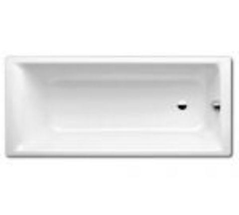 Ванна стальная Kaldewei Puro 652,  170х75см. +easy-clean