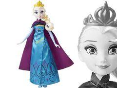 Кукла принцесса Эльза Холодное сердце, День королевы