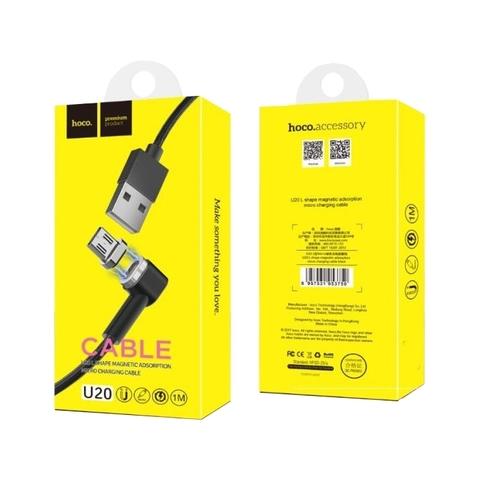 Купить кабель Hoco U20 Magnetic Micro USB в Перми
