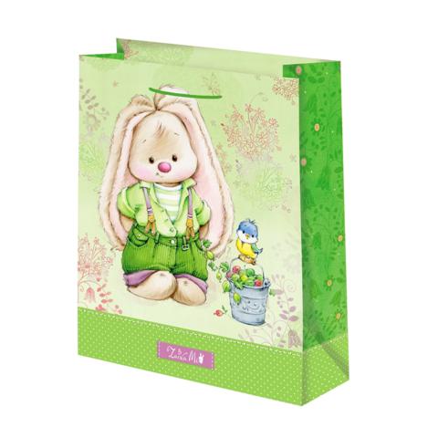 Подарочный пакет Зайка Ми Мика (малый)