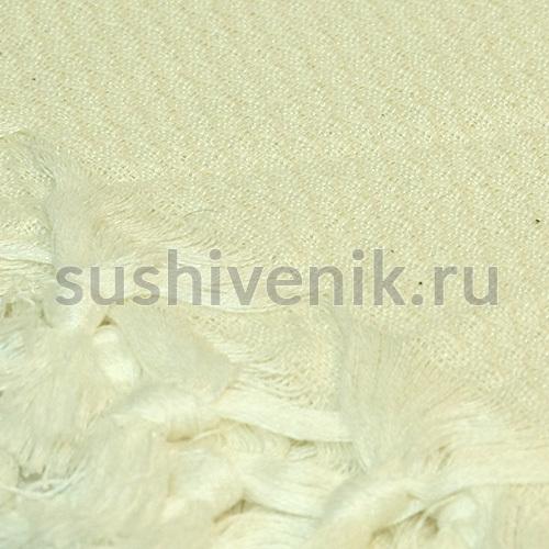 Пештемаль ,белый (Bamboo)