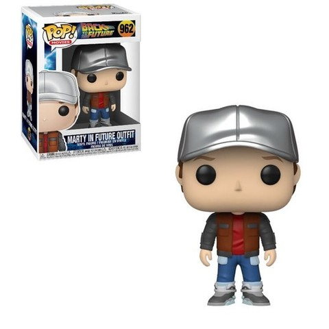 Marty in Future Outfit Funko Pop! || Марти в одежде из будущего (Back to the Future)