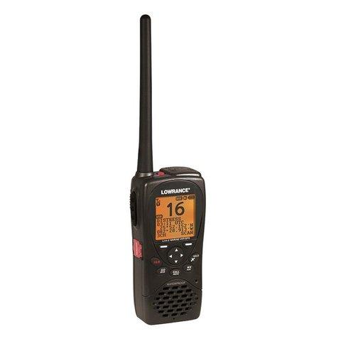 Ручная радиостанция Lowrance VHF HH RADIO, LINK-2 DSC, EU/UK