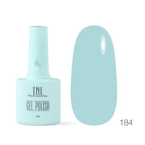 Гель-лак TNL 8 Чувств №184 - дымчатый нефрит (10 мл.)