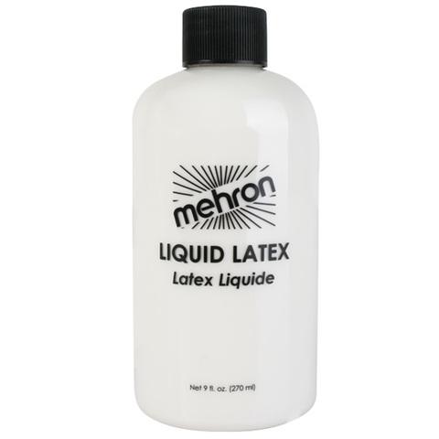 MEHRON Жидкий латекс прозрачный Latex Liquid Clear, 480 мл